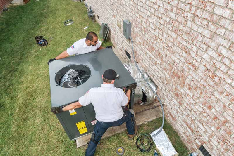 Commercial Air Conditioning and Heating Services InManhattan, Wamego, Junction City, Kansas, and Surrounding Areas