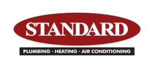 Standard Plumbing Heating and Air Conditioning logo