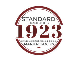 Standard Plumbing Heating Air Conditioning serving Manhattan, KS since 1923