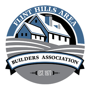 Flint Hills Area Builders Association in Kansas logo