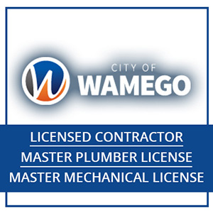Licensed to work in Womego, Kansas