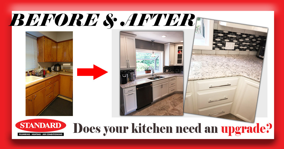 Kitchen Tile Upgrade