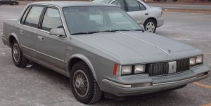 Photo of a 1982 Oldsmobile Cutlass Ciera sedan
