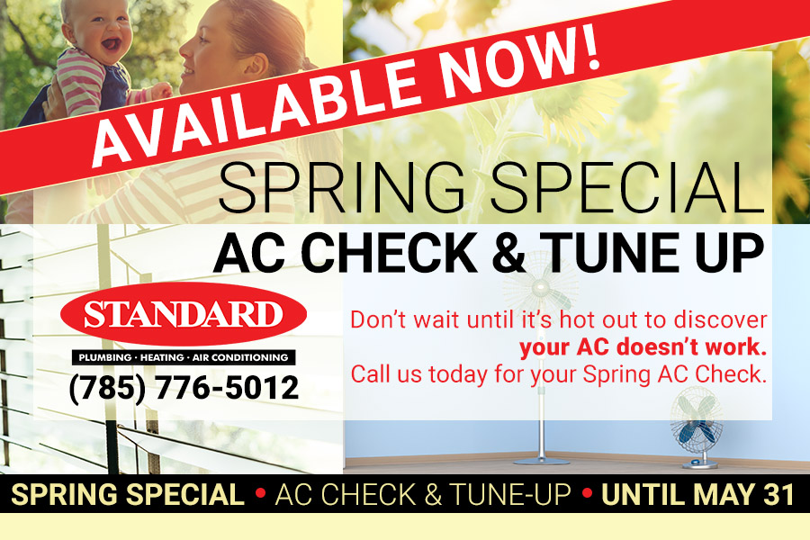 Spring Special NOW