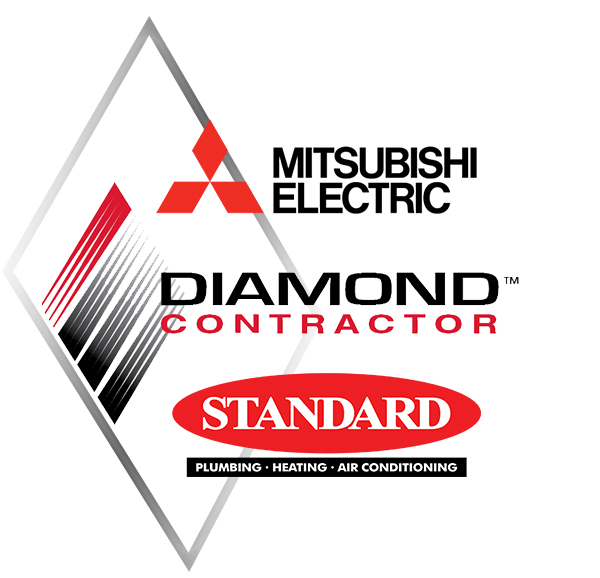 Standard Heating & AIr is Mitsubishi Diamond Contractor in Manhattan area for ductless mini splits