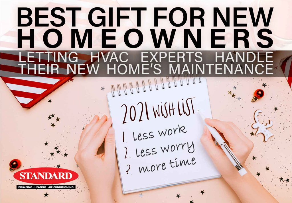 Best gift for new homeowners – home maintenance package