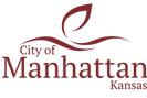 City of Manhattan logo who controls the water supply
