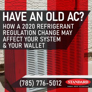 Old AC and problem with discontinued R22 refrigerant